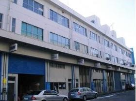 横浜船用品センター3フロア一括貸し