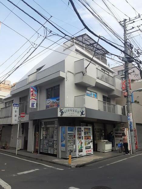佐藤ビルB1階部分