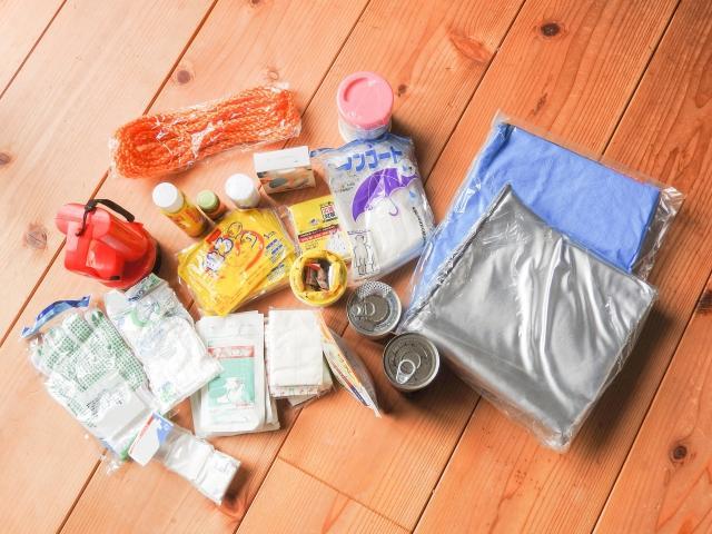 災害に備えた荷物や、災害時の荷物は貸倉庫に預けよう!