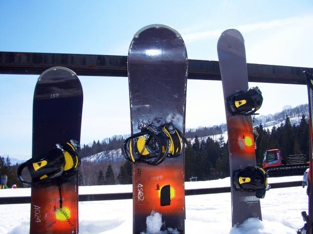 スキーやスノボなどウィンタースポーツ用品は貸倉庫に収納しよう!