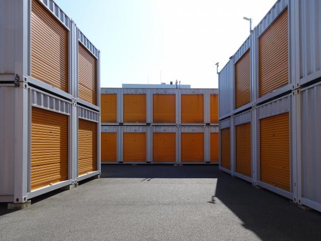 貸倉庫とレンタル収納スペースの違いとは?