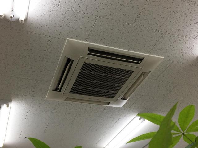 空調設備について
