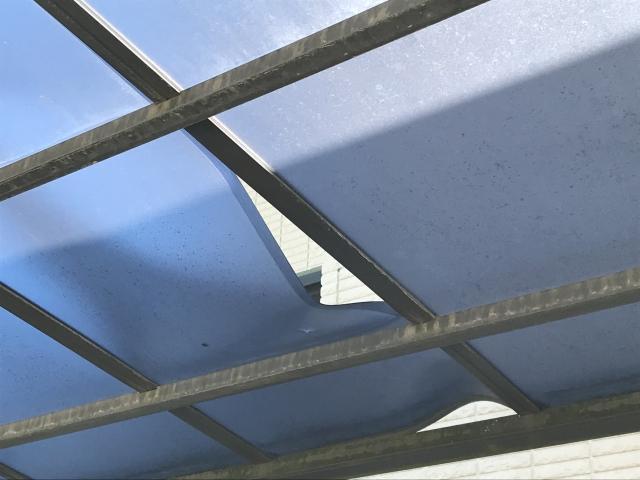 倉庫の屋根を修理をするタイミングについて解説