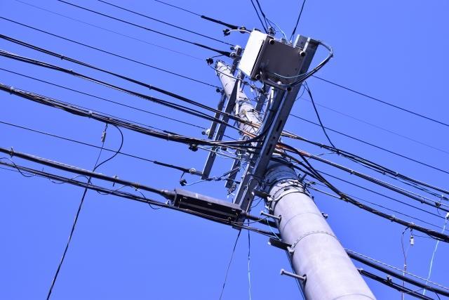 貸倉庫における電気の引込や契約について詳しく紹介